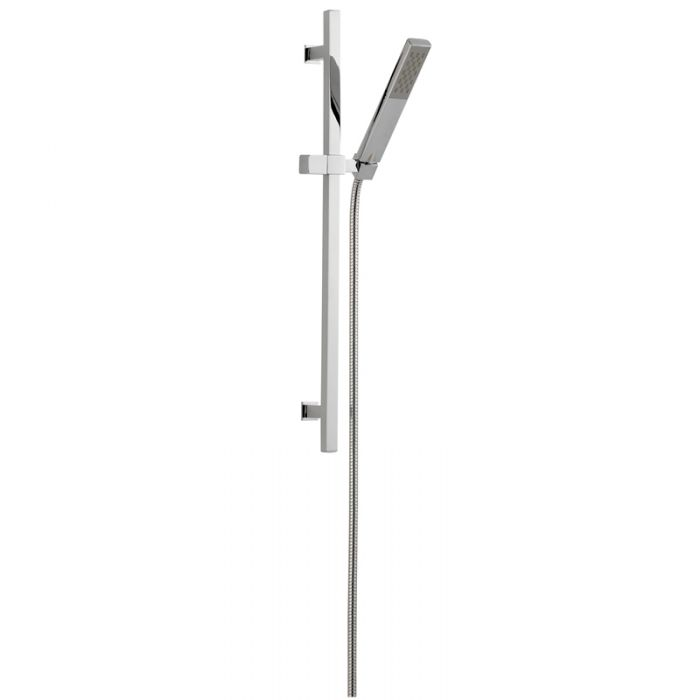 Milano Shower Slider Rail Kit