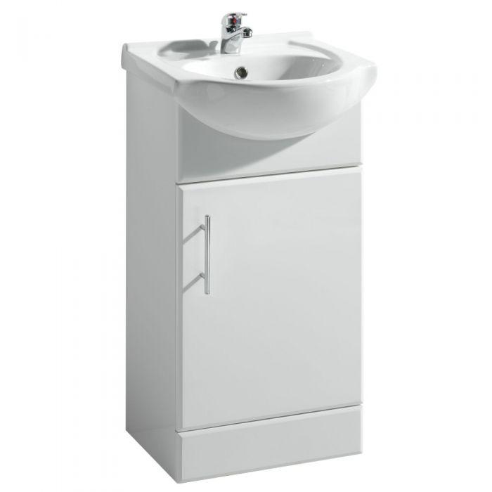 Milano 450mm Vanity Unit and Basin