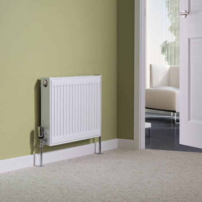Milano Compact - Single Panel Radiator - 400mm x 600mm (Type 11)