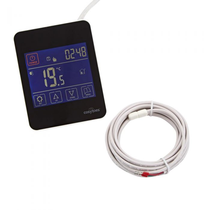 Cosytoes Thermostat Touchscreen - 20 Amp