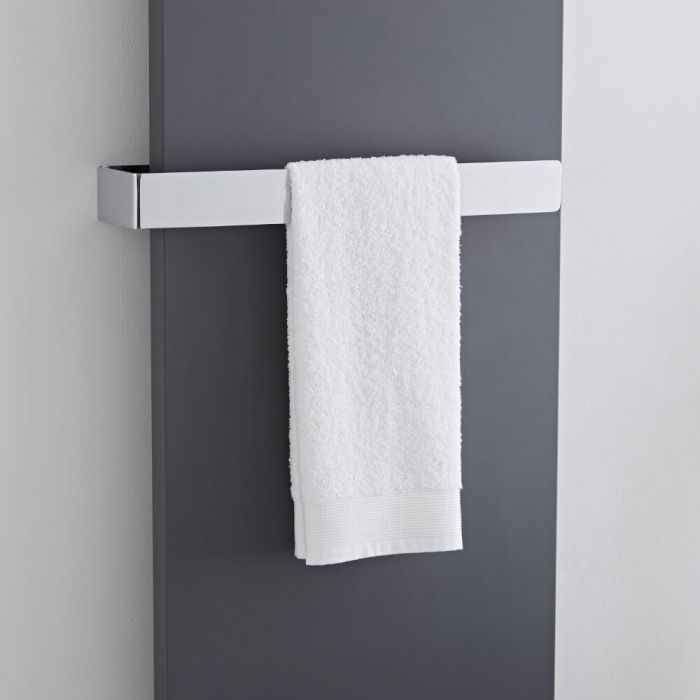 Milano - Wall Mounted Towel Rail - 520mm x 60mm