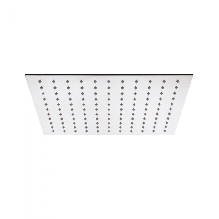 Milano 400mm Square Shower Head