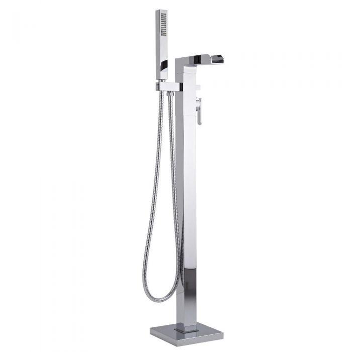 Milano Parade Freestanding Bath Shower Mixer Tap