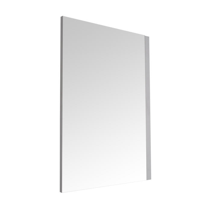 Milano Oxley - Matt White Mirror - 1000mm x 750mm