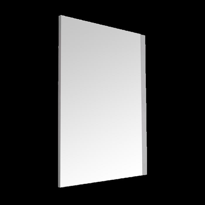 Milano Oxley - Matt White Mirror - 700mm x 500mm