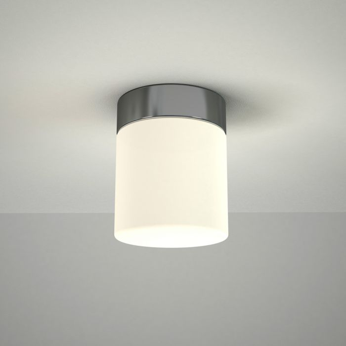 Milano Tama LED Bathroom Ceiling Light - Round