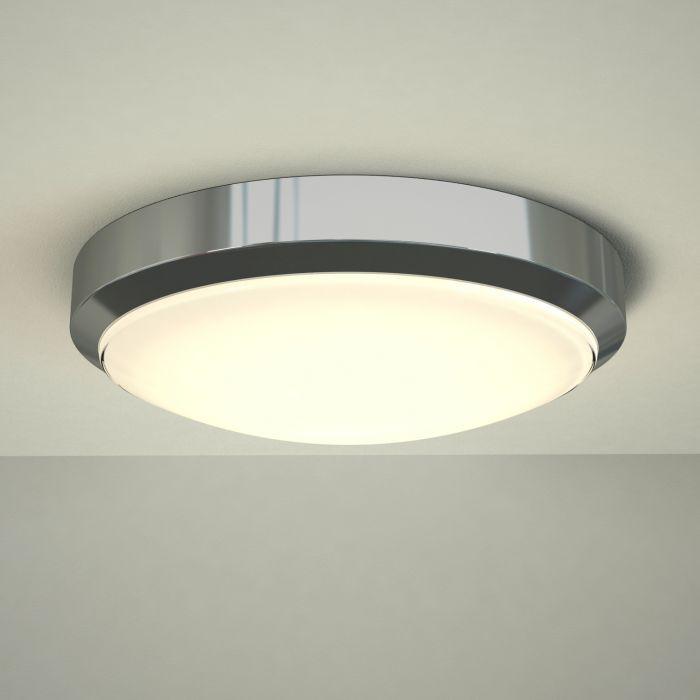 Milano Tama Curved LED Bathroom Ceiling Light