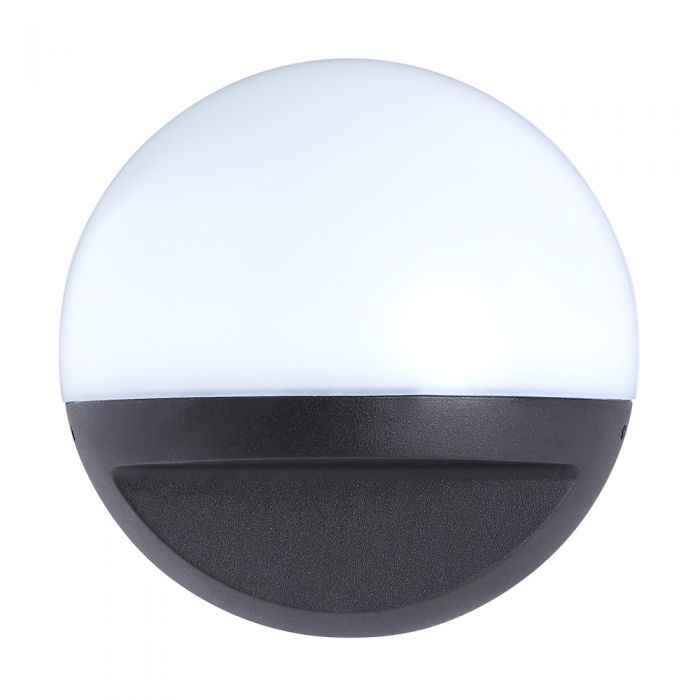 Biard Viana IP54 LED Round Outdoor Wall Light