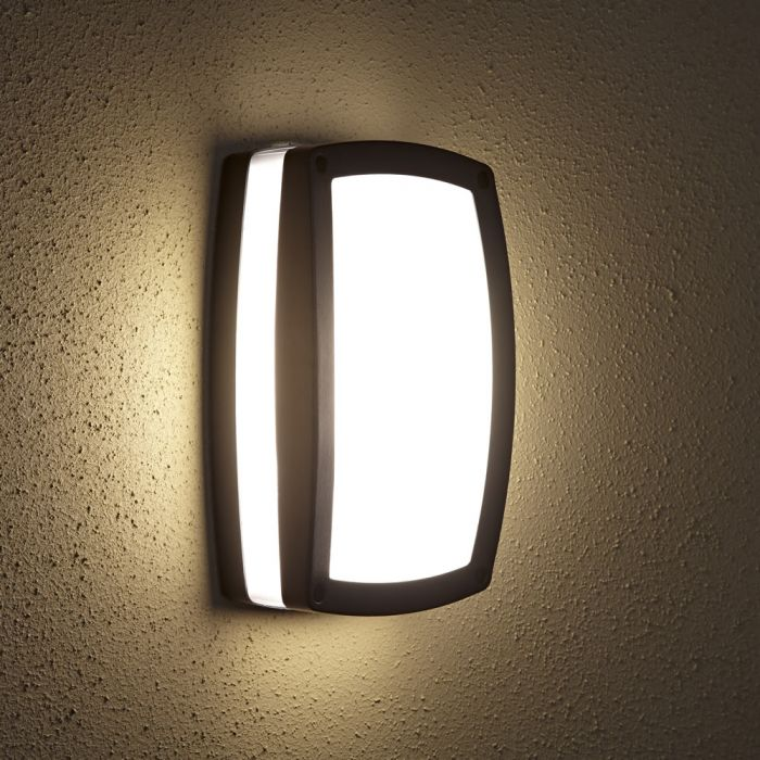 Biard Architect IP54 Outdoor Wall Light - Square