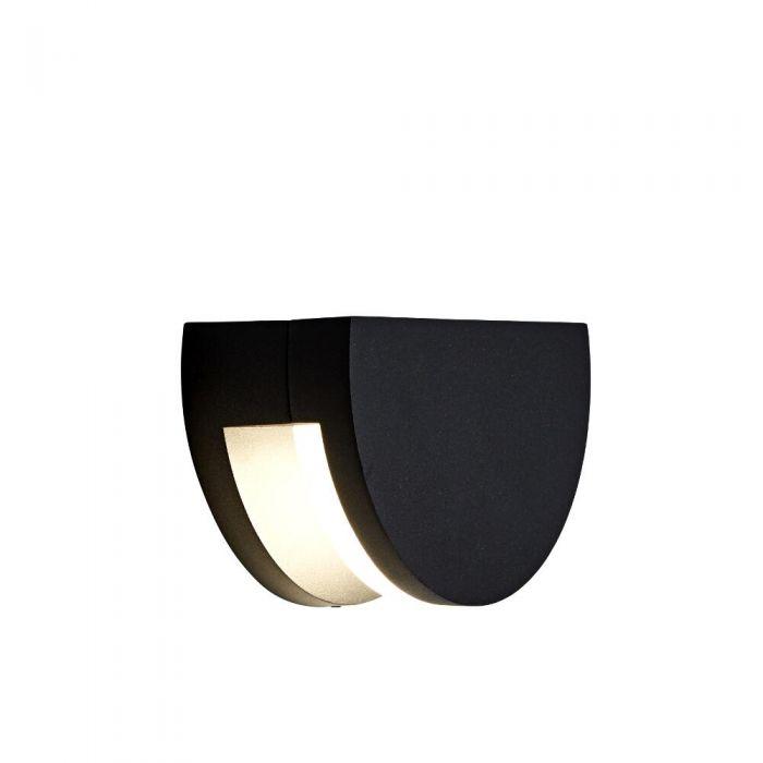 Biard Tun IP65 LED Round Outdoor Wall Light
