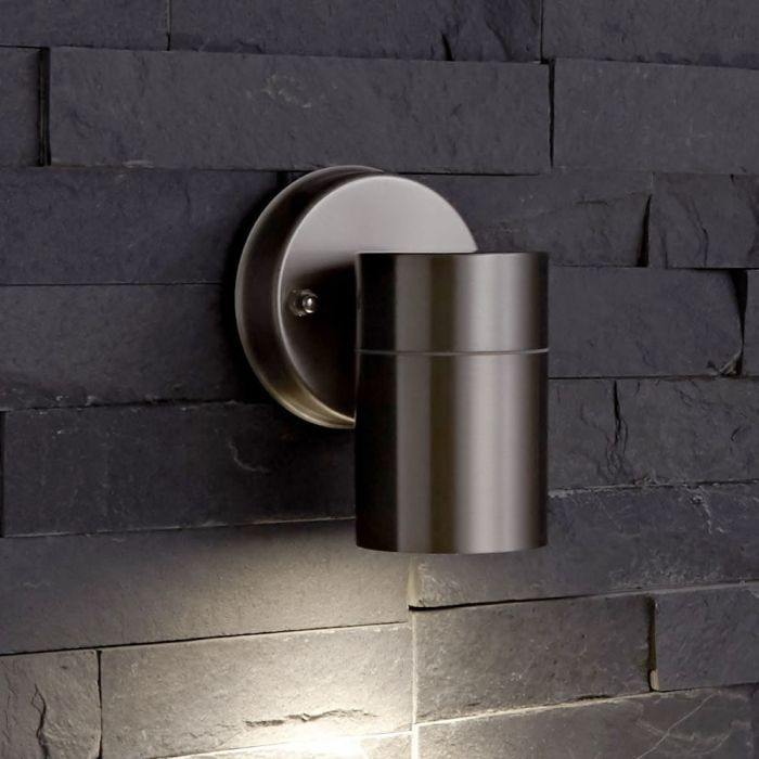 Biard Le Mans IP44 Up or Down Outdoor Wall Light