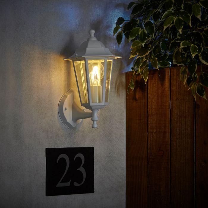 Biard Toulon IP44 Outdoor Wall Lantern