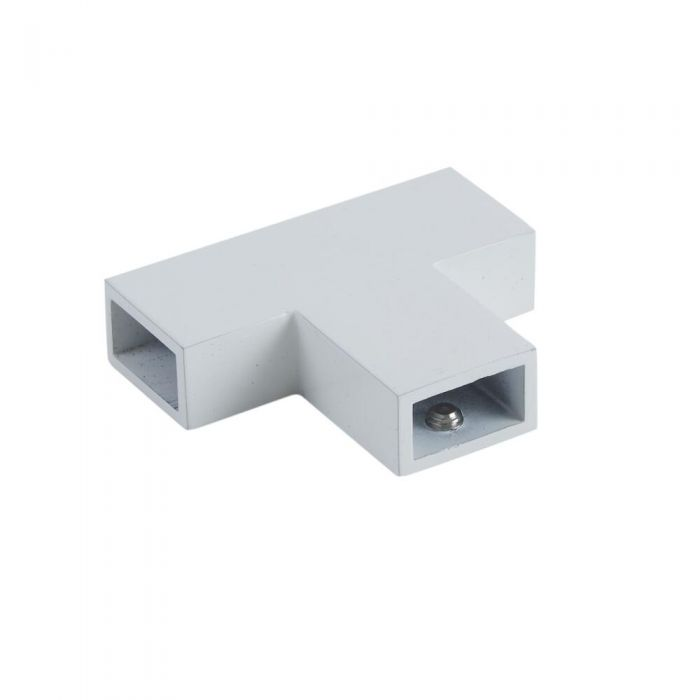 Milano - Shower Arm T Piece - White