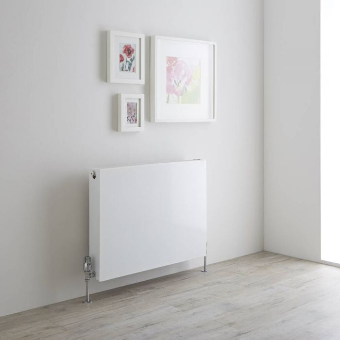 Milano Mono - Double Flat Panel Convector Radiator - 600mm x 800mm (Type 22)