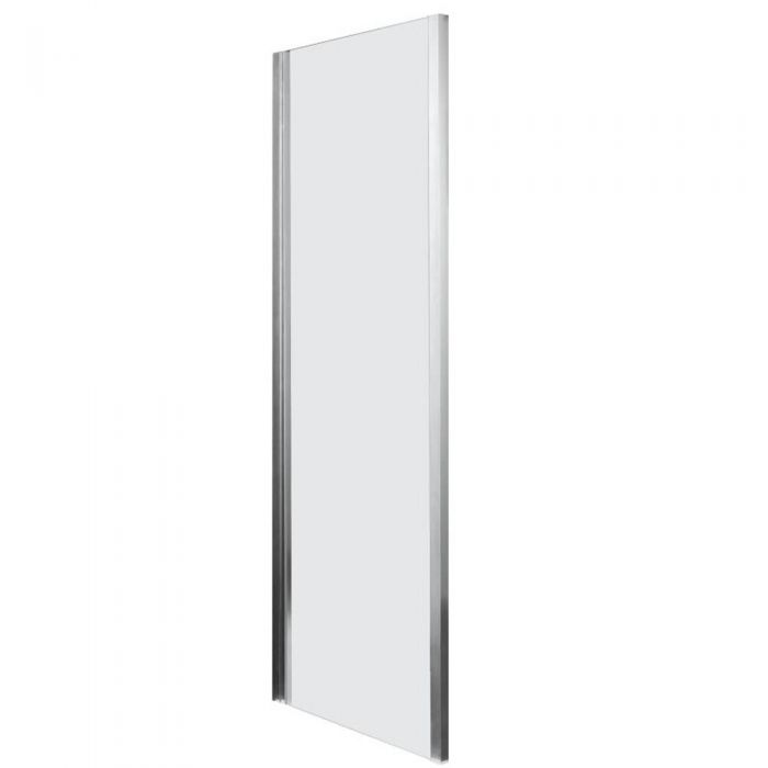 Milano Portland - 800mm End Panel - Chrome