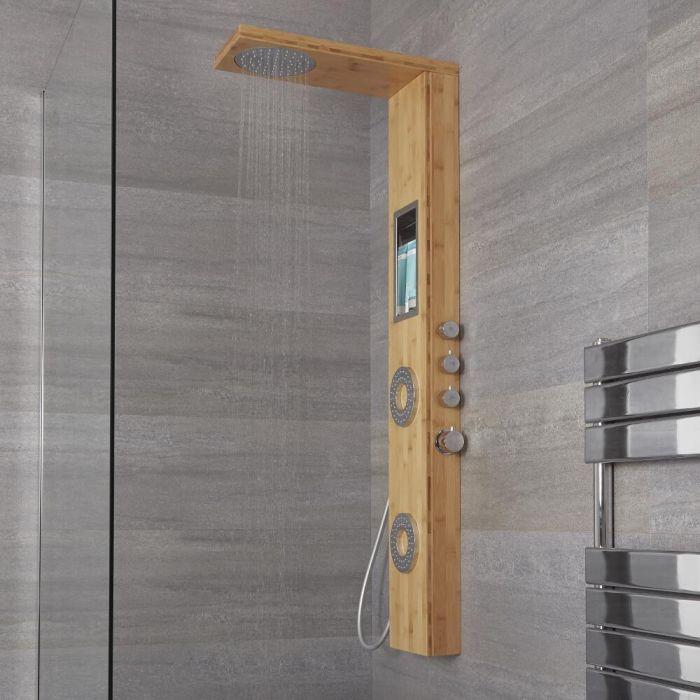 Milano Karr - Bamboo Shower Tower