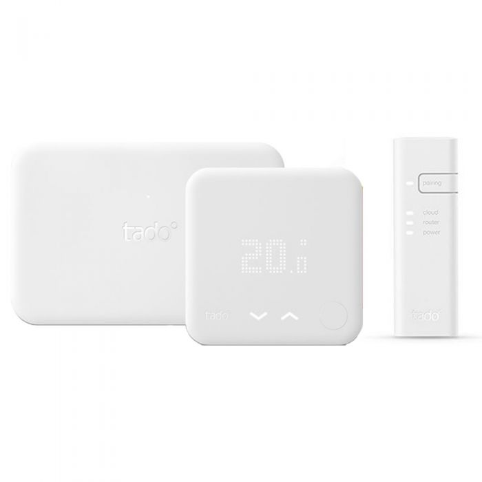 Tado Smart Thermostat Starter Kit (v3) & Extension Kit