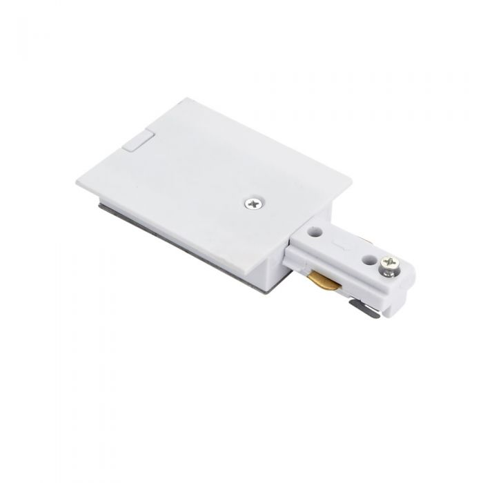 Biard Recessed Power Connector -White