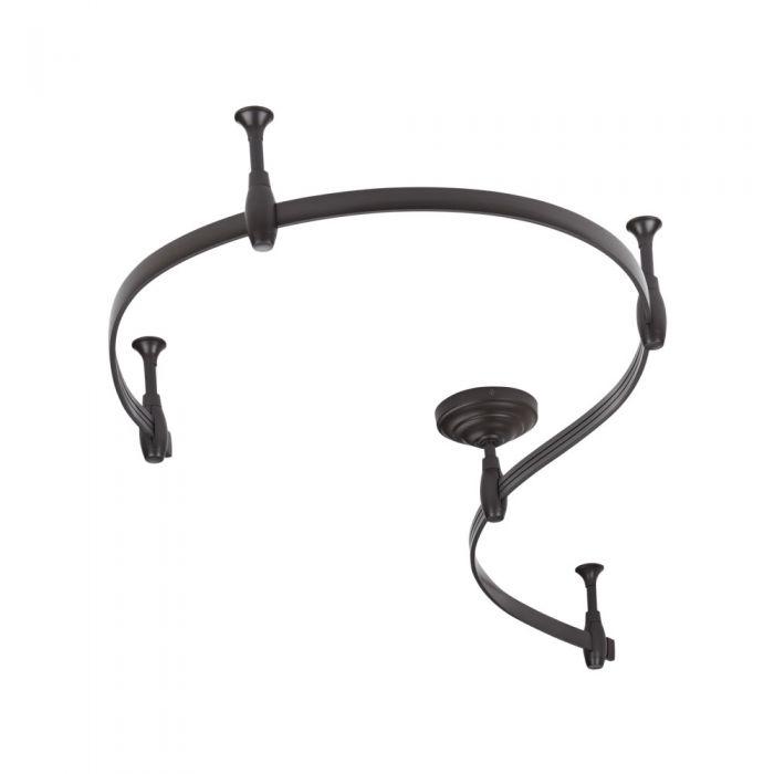 Biard 2m Flexible Track - Black
