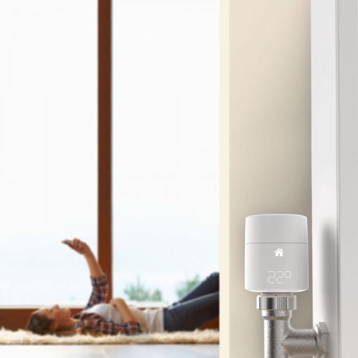 Tado - Smart Radiator Thermostat - Vertical