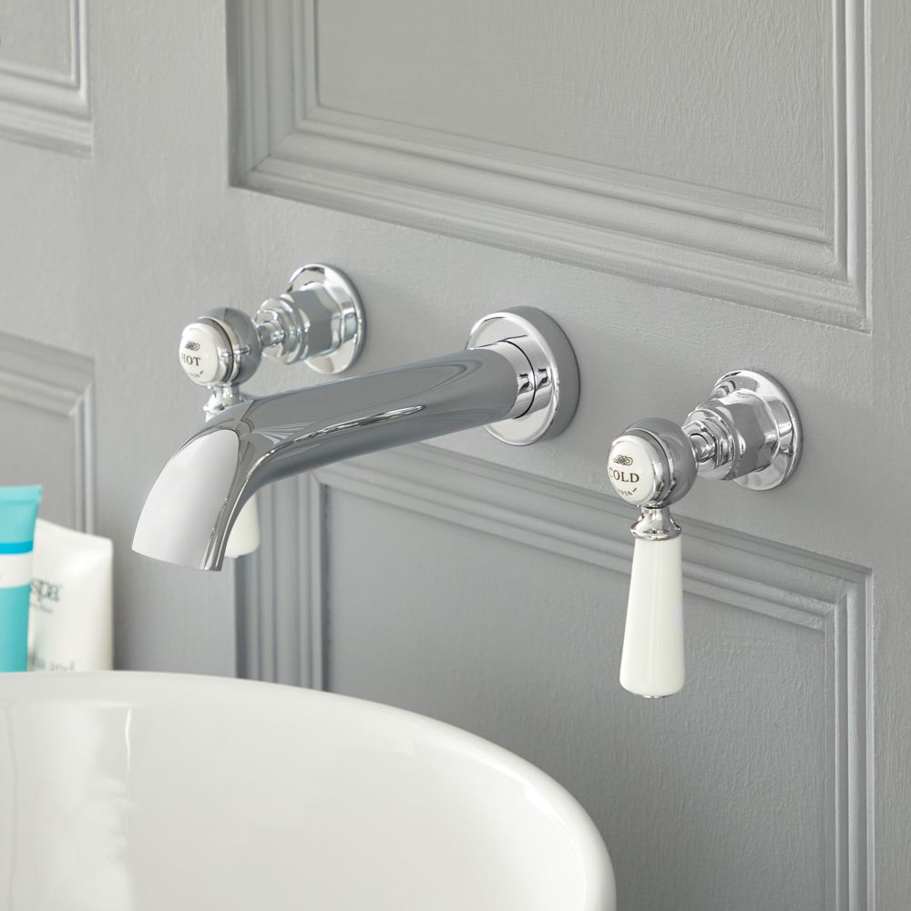 Bathroom Accessories Chrome Bathroom Accessories Set Square Traditional Concealed Fittings Wall Hung Home Garden Casaalvarezrh Com