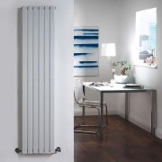 Milano Capri - White Vertical Flat Panel Designer Radiator 1600mm x 354mm