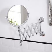 Milano Ambience Extending Shaving Mirror