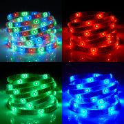 Biard LED IP65 5m 3528 Strip Light - RGB