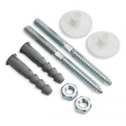 Milano Fixing Kit For Wall Mounted Basin/Sink