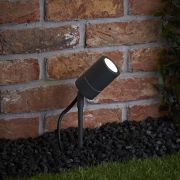 Biard Le Mans IP44 Outdoor Spike Light - Anthracite