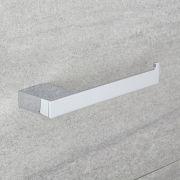 Milano Arvo - Modern Toilet Roll Holder - Chrome