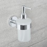 Milano Mirage - Modern Soap Dispenser - Chrome