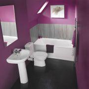 Premier Ivo 1500mm Small Bathroom Suite