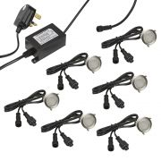 Biard LED IP65 Decking Light - 6 Pack