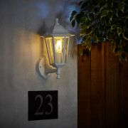 Biard Toulon IP44 Outdoor Wall Lantern