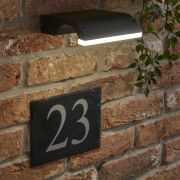 Biard Livada IP54 LED Outdoor Wall Light - Black