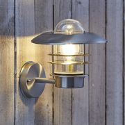 Biard Belfort IP44 Outdoor Wall Light