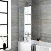Milano - Folding Shower Bath Screen