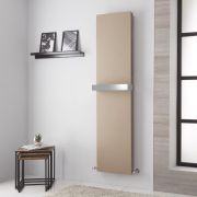Lazzarini Way Ischia - Mineral Quartz Vertical Designer Radiator - 1800mm x 450mm