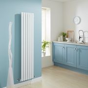 Milano Aruba - Vertical Designer Radiators - All Sizes & Finishes