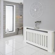 Milano Ealing - White Radiator Cabinet - 815mm x 1520mm