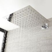Milano - 300mm Square Ultra Thin Fixed Shower Head