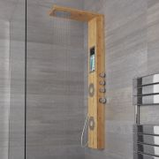 Milano Karr - Bamboo Shower Tower