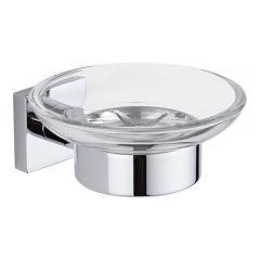 Milano Liso Chrome Soap Dish