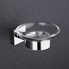Milano Liso Chrome Soap Dish