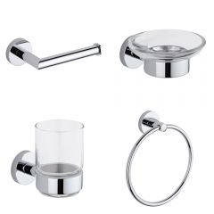 Milano Prise 4 Piece Accessory Pack