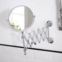 Milano Ambience Extending Shaving Mirror