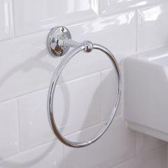 Milano Ambience Towel Ring Holder