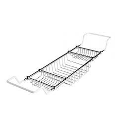 Milano Ambience Adjustable Bath Rack