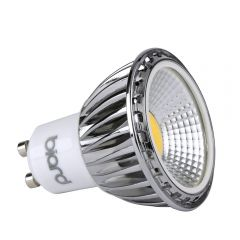 Biard 5W COB LED Spotlight GU10 - Equivalent To 50W with True Retrofit